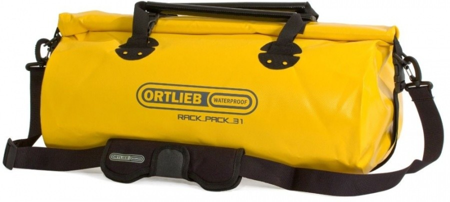 Ortlieb Rack-Pack Travelbag Ortlieb Rack-Pack Travelbag Farbe / color: sunyellow ()