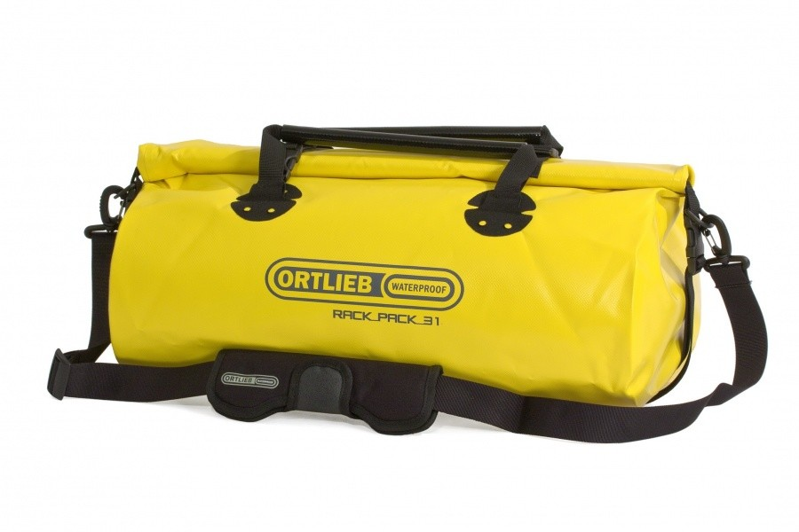 Ortlieb Rack-Pack Travelbag Ortlieb Rack-Pack Travelbag Farbe / color: gelb ()