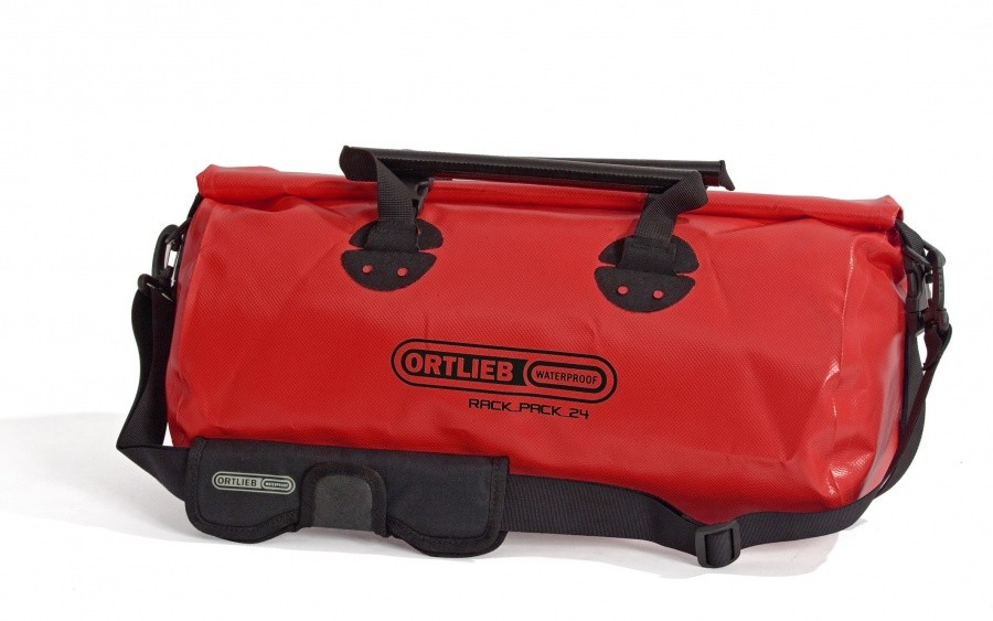 Ortlieb Rack-Pack Travelbag Ortlieb Rack-Pack Travelbag Farbe / color: rot ()