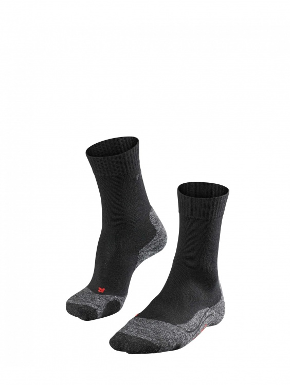 Falke TK2 Trekkingsocke Women Falke TK2 Trekkingsocke Women Farbe / color: black-mix ()