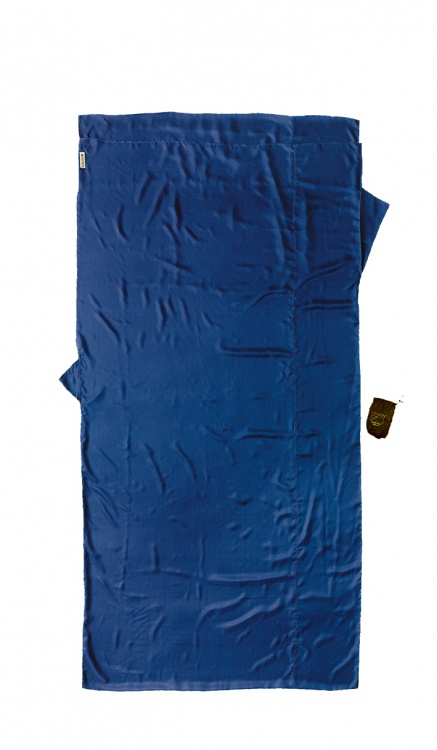 Cocoon TravelSheet XL Seide Cocoon TravelSheet XL Seide Farbe / color: ultramarine blue ()