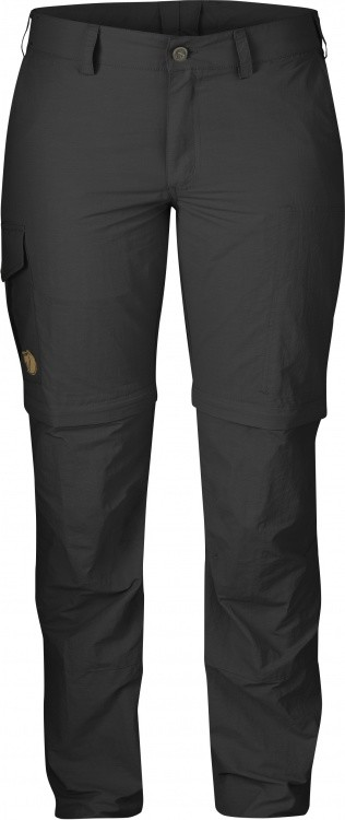 Fjällräven Karla Zip Off MT Trousers Fjällräven Karla Zip Off MT Trousers Farbe / color: dark grey ()