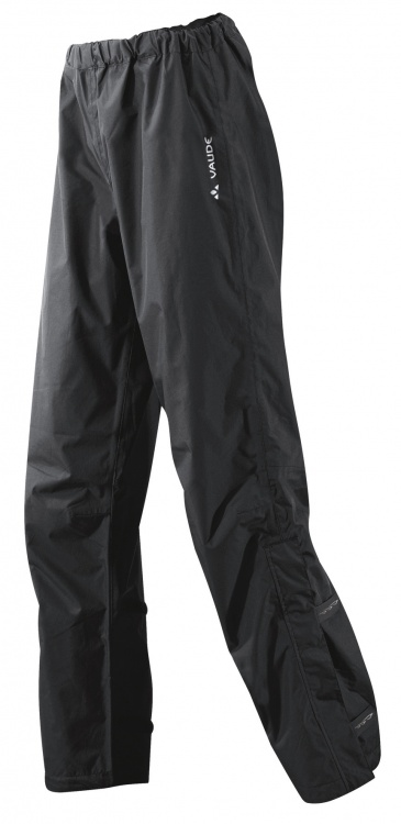 VAUDE Womens Fluid Pants VAUDE Womens Fluid Pants Farbe / color: black ()