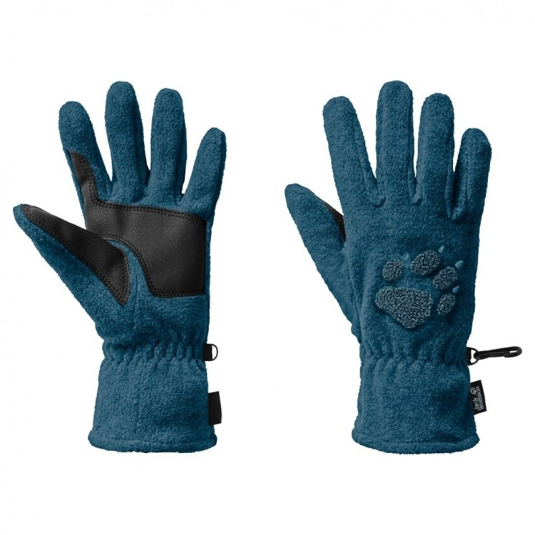 Jack Wolfskin Paw Gloves Jack Wolfskin Paw Gloves Farbe / color: moroccan blue ()
