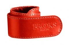 Brooks Trouser Strap red - Größe One size