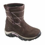 Merrell Jungle Moc Quilted Waterproof Boot Kids