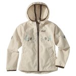 Jack Wolfskin Girls Windy Point Jacket