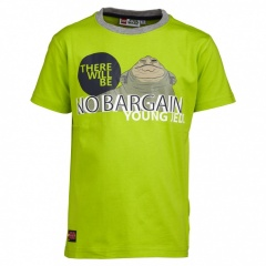 LEGO wear Thor 354 Star Wars T-Shirt lime - Größe 104 Kinder