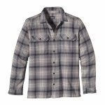 Patagonia Long Sleeve Fjord Flannel Shirt