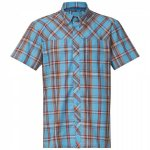 Bergans Marstein Shirt Short Sleeves