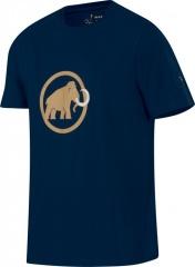 Mammut Mammut Logo T-Shirt marine - Größe S