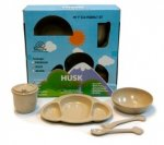 EcoSouLife Little People Kindergeschirr Set