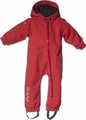 ISBJÖRN of Sweden Toddler Hardshell Jumpsuit love - Größe 86 Kinder