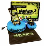Schildkroet Fun Sports Slackers Slackline Classic inkl. Teaching ...