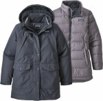 Patagonia Girls Tres 3-in-1 Parka