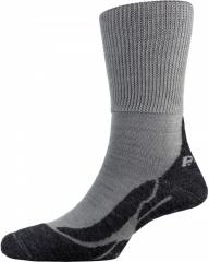 P.A.C. TR 6.0 Trekking Classic Wool Men grey - Größe 40-43