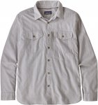Patagonia Mens Long Sleeved Cayo Largo II Shirt