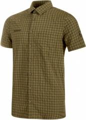Mammut Lenni Shirt Men olive - Größe S