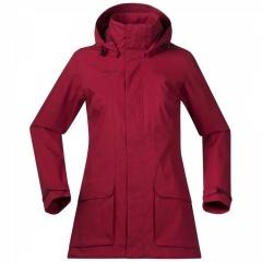 40a4692590438e Bergans Damen Jacke rot kaufen im Online Shop von Unterwegs. Outdoor ...