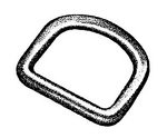 National Molding NM D-Ring